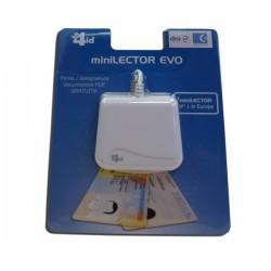 Lector de tarjeta chip EVO Blister