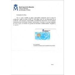 Pack 5 Tarjetas criptográficas TC-FNMT CERES