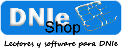 DNIe Shop
